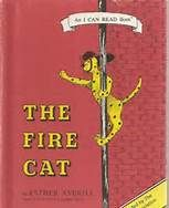 Pickles the Fire Cat - This was one of Emily's favorite books - and we even had a cat she named Pickles. :)