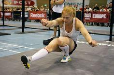 Annie Thorisdottir Crossfit Woman