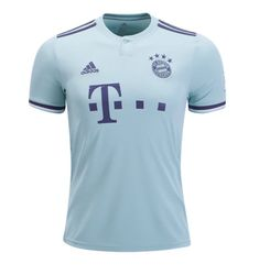 FAN SHIRT Bayern Munich AWAY SOCCER 18 19 Jersey New 94ce271e5