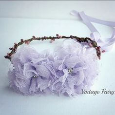 Lilac lusting today. How gorgeous is this little crown. Search 'Lilac Fairy Floss Crown' on dtll.com.au or click on the shopable link in our profile. #dtll #downthatlittlelane