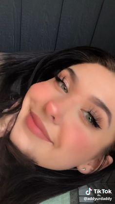 Pin by Krankok on моя девушка [Video] in 2020 Makeup Inspo, Makeup Art, Makeup Inspiration, Makeup Tips, Beauty Makeup, Cute Makeup, Simple Makeup, Natural Makeup, Makeup Looks