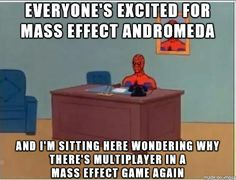 So about that Mass Effect Andromeda hype train...