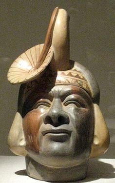 South America: The Original Cultures - Ancient Man and His First Civilizations:  Moche