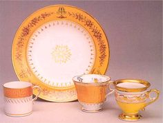 White House China: Kennedy China.......selected before the death of the President, never used