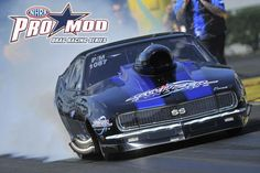 The Pro Mod Drag Racing Series TV Show starts October 5th on the Velocity Channel!