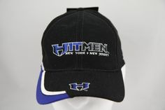 College Hats   More - XFL Hat New York and New Jersey Hitmen (Style 2) 61b63ea39