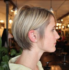 Long Pixie For Fine Hair