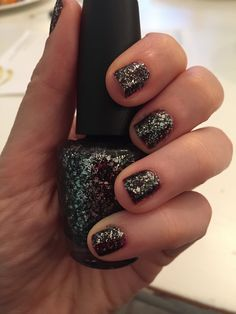 leather and chains nail polish!