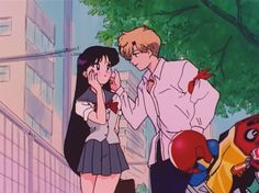 Haruka being a womanizer