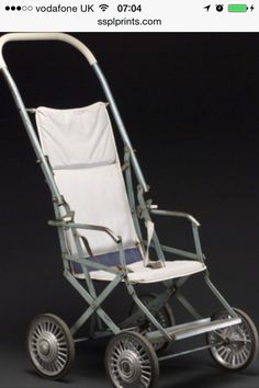 The pushchair I had when I was small.  Unquestionably so much to discover. http://www.geojono.com/