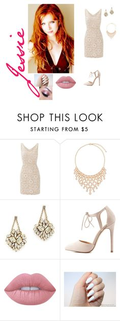 """Monsters - 1"" by luanaloverocks ❤ liked on Polyvore featuring Moschino, Slate & Willow, Erickson Beamon, Charlotte Russe, Lime Crime and Too Faced Cosmetics"
