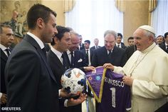 10 Amazing Facts and Quotes about Pope Francis Soccer and #WorldCup - SHARE http://jceworld.blogspot.ca/2014/07/10-amazing-facts-and-quotes-about-pope.html