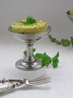 Drunch, recetas con menta, pudding, quesos, flan de verdura