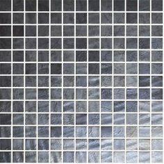 ROCCIA supply this tile www.roccia.com Black mosaic tile. Onix NatureLight | Roccia