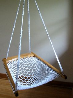 Oakweave Hanging Hammock Chairs - unique indoor and outdoor swing chair with comfortable back support.