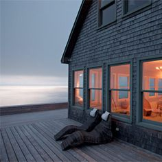 A Cape Breton Cottage. The most relaxing place on earth.