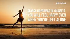 How To Live A Happy Life Alone    Feeling lonely and don't know what to do about it? This article will help you learn how to live a happy life alone.