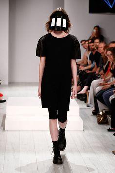 Apocalyptic Menswear Editorials : monochromatic fashions for men