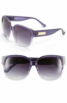 MICHAEL Michael Kors 57mm Oversized Sunglasses available at #Nordstrom
