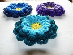 Nancy's Crochet: Been away for too long....