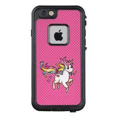 #cute - #The Majestic Llamacorn LifeProof FRĒ iPhone 6/6s Case
