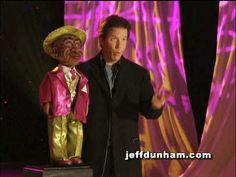 """A clip of Jeff Dunham and Sweet Daddy Dee from Jeff's classic stand-up special and DVD, """"Arguing with Myself""""."""