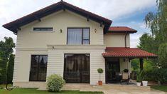 Proiect Casa Rezidentiala Arges – Profile Decorative Design Case, Home Fashion, Exterior, House Design, Windows, House Styles, Outdoor Decor, Home Decor, Houses