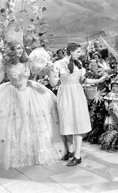STILL my favorite movie EVER.  Wizard Of Oz.................