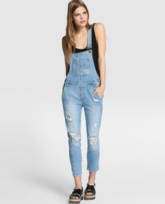 pantalones peto mujer - Buscar con Google