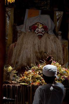 Sacred mask