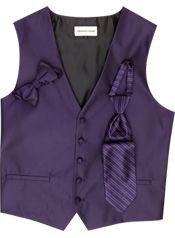 Groom's vest?
