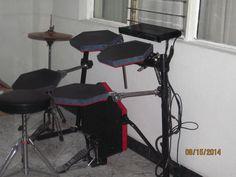 Vendo bateria electronica marca Roland Simons