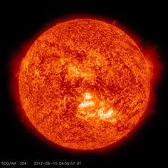 NASA - the Sun