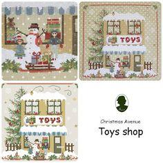 Il Blog di Sara: Christmas Avenue - prima parte (segue...)