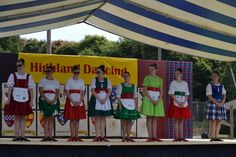 Premier 16 and Over award winners at the Monterey Highland Games 2016