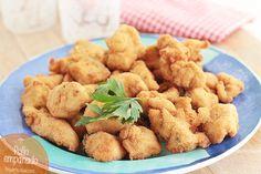 Pollo Empanado | PequeRecetas