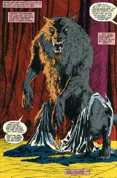 Wolf-Man of Valusia