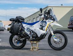 Husqvarna 701 Pannier Racks by Vanasche Motorsports Moto Enduro, Ktm 690 Enduro, Enduro Motorcycle, Motorcycle Travel, Scrambler, Motorcycle Tips, Concept Motorcycles, Triumph Motorcycles, Custom Motorcycles