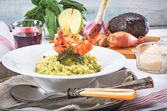 Avocado-Risotto - Avocado-Rezepte Coopzeitung - Die grösste Wochenzeitung der Schweiz