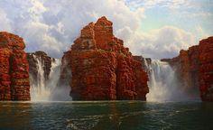 Recent Paintings - Andrew Tischler Artist