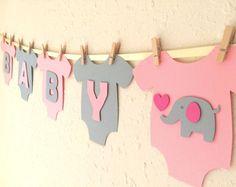 Baby one-piece body BABY GIRL Baby Shower by BubblyNewYo . - Baby deco - One-piece baby body BABY GIRL Baby Shower by BubblyNewYork Source by perizadehsultan One-piece baby - Idee Baby Shower, Fiesta Baby Shower, Shower Bebe, Baby Boy Shower, Baby Shower Gifts, Baby Girl Elephant, Elephant Baby Showers, Elephant Theme, Pink Elephant