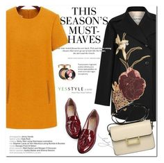 """""""YesStyle - 10% off coupon"""" by aurora-australis ❤ liked on Polyvore featuring LITI, Valentino, BeiBaoBao, H&M, yesstyle, prefall and productPageSectionTop"""