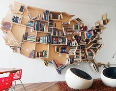 """""""Nice Bookshelf."""" https://sumally.com/p/1012460"""