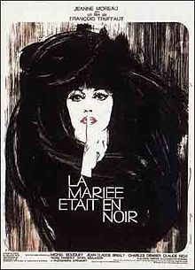 La Mariée Était en Noir (The Bride Wore Black) by William Irish