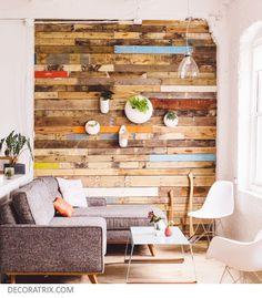 Por qué amamos la madera en decoración - Tendencias Falabella