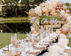 Bachelorette Party Decorations, Birthday Party Decorations, White Party Decorations, Shower Party, Baby Shower Parties, Baby Shower Brunch, Baby Shower Themes, Shower Ideas, White Balloons