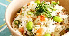 ✿クックパッドマガジン&クックニュース掲載大感謝✿ 梅と薬味が爽やかな夏の混ぜご飯。おにぎりやお弁当にもおすすめです♡