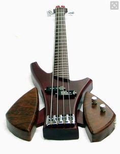 A #kuun #bass #kuunguitars