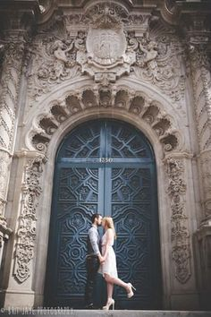 Balboa Park Engagement - check out my Photo Blog for more engagement and wedding photography inspiration — Brit Jaye Photographer http://www.britjaye.com