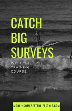 Most people make around $5 an hour taking surveys and you might have experienced this yourself. But with this industry leading training you will be able to make much more. Finally surveys are worth your time! Sign up today and catch only the biggest surveys. Make Money From Home, Make Money Online, How To Make Money, Online Income, Online Jobs, Take Surveys, Work From Home Opportunities, Online Trading, Support Small Business